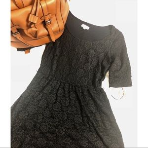 New with Tags Maison Jules Lace Dress